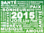 Bonne Année 2015:
