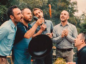 cannibale, un groupe de normands, des quarantenaires qui ont du ronger leur frein par leurs parcours respectifs
