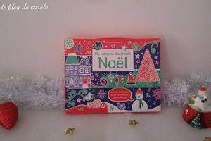 Ma valisette d'activités de Noël - Editions Usborne