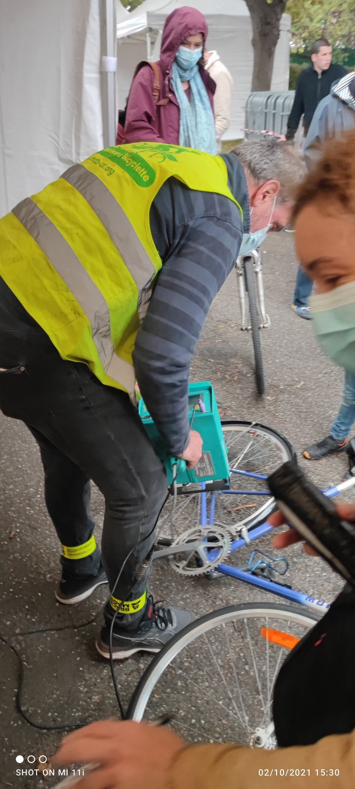 Fête du vélo à Colombes : bourses aux vélos, ateliers réparations et gravage, parcours vélos pour les enfants
