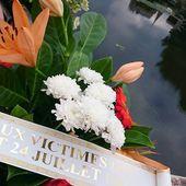 METZ : Un collectif honore les victimes d'un drame de l'Histoire *** Un devoir de mémoire, pour l'avenir