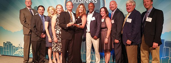Bye Aerospace Receives Small Business of the Year Award