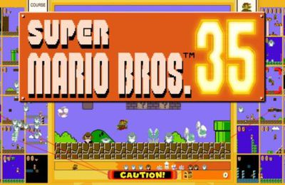 Super Mario Bros. 35 est disponible sur Nintendo Switch