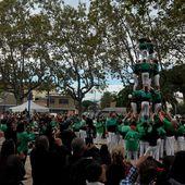 Le spectacle des Castellers du Riberal à Cabestany 2/3 - Autour de