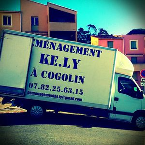 demenagement ke.ly à cogolin transport meubles