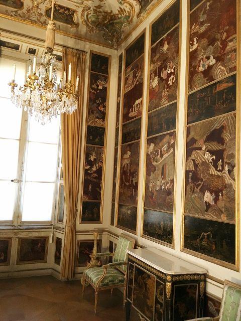 Chambres Château Nymphenburg Munich Allemagne