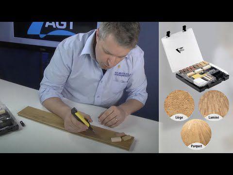 Vidéo Buzzzz : Comment réparer un trou ou une rayure dans un plancher