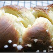 Une brioche bien moelleuse comme celle du boulanger - Odeurs et Saveurs