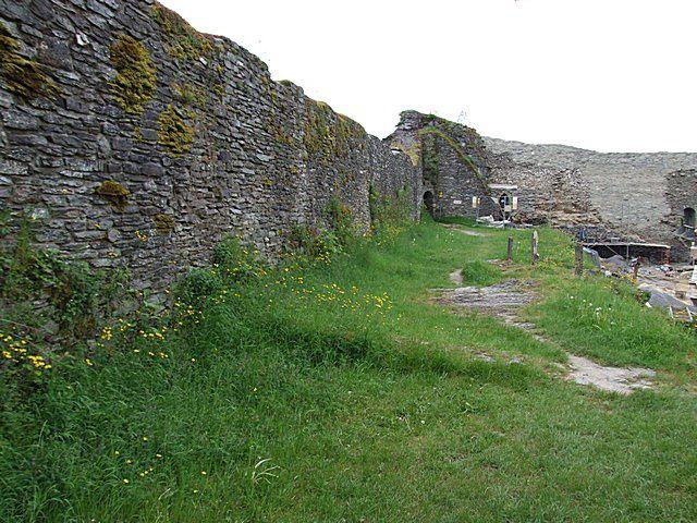 Diaporama château d'Herbeumont