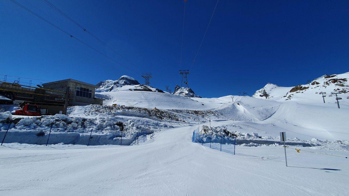retour à Zermatt