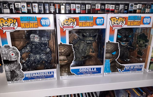 Arrivage POPs !