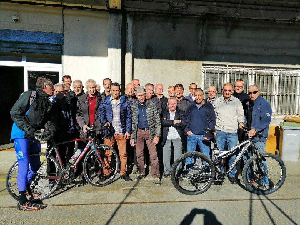 Assemblée générale de l'Association Cyclotouriste Pradéenne