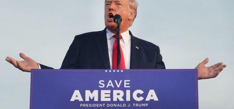 « Etats désunis » - Les électeurs de Donald Trump soutiennent la division de l'Amérique en deux dans un nouveau sondage