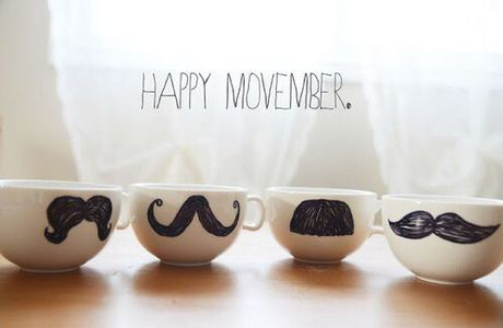 Movember by Arno Roch