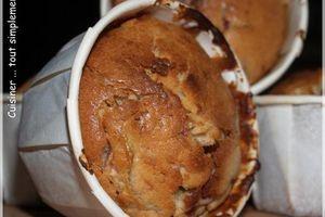 Petits Gâteaux Figues - Amandes