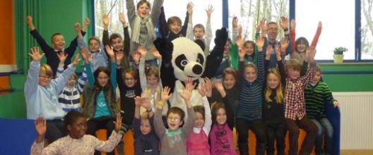 Concours ma classe est pandastique
