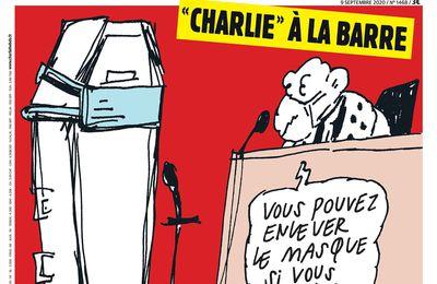 A la une de Charlie Hebdo n°1468