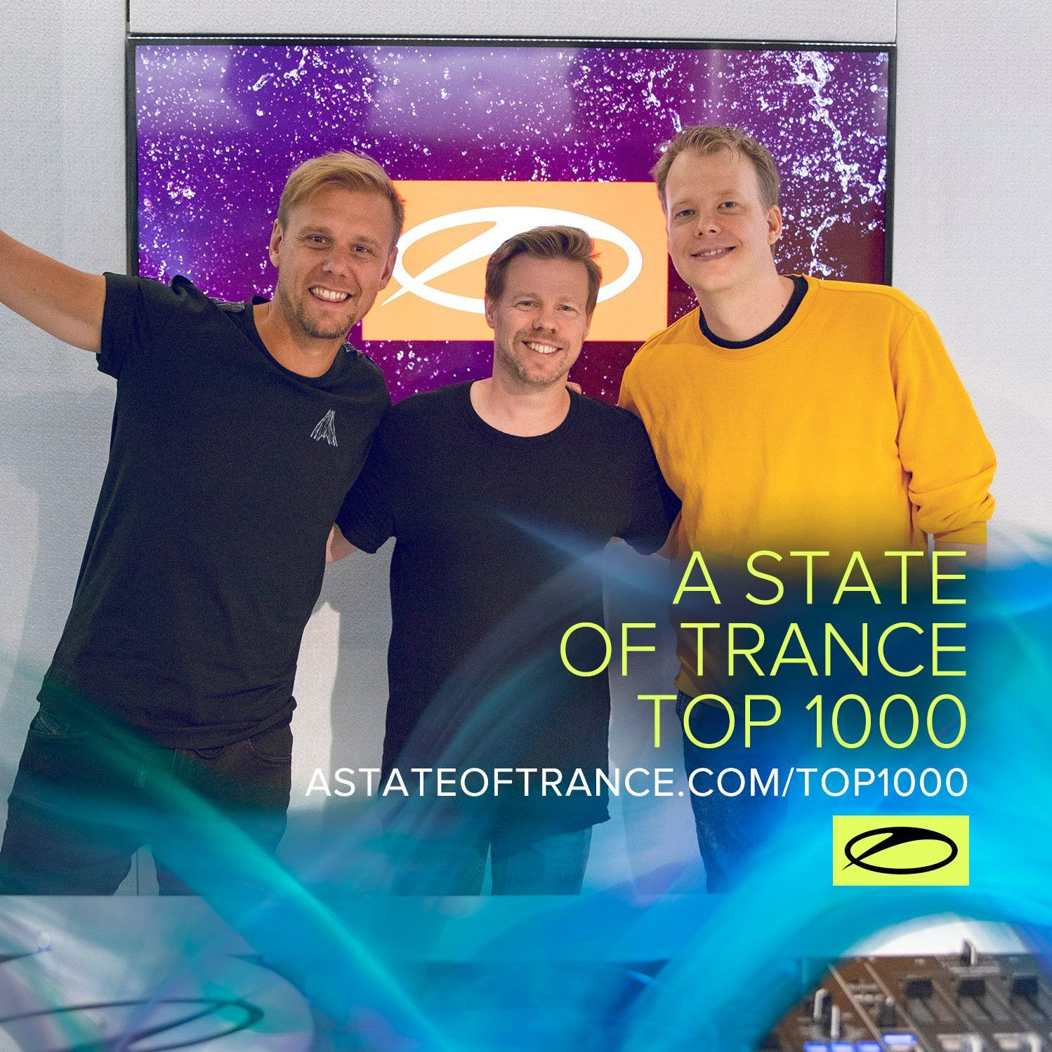 Armin van Buuren | A State Of Trance, top 1000, list