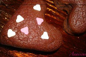Gâteau au chocolat sans matière grasse