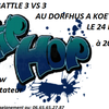vendredi 24 mai : Battle Hip Hop