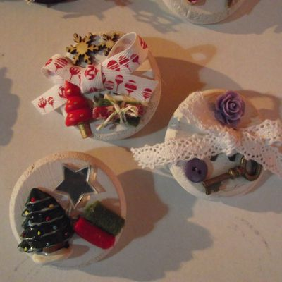 quelques broches