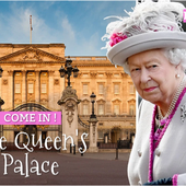 BUCKINGHAM PALACE ESCAPE GAME Cycle 3 by BURT on Genially