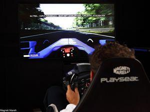 Magneti Marelli - La marque est impliqué dans de nombreuses compétitions, dont le Moto GP