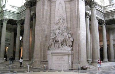 A la Gloire des Généraux de la Révolution française, P. Gasq, Panthéon
