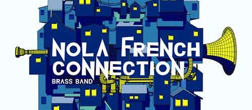 NOLA French Connection Brass Band, nouvel album à découvrir