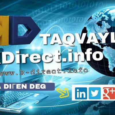 KDirect.info - Aɣmis n Taqvaylit