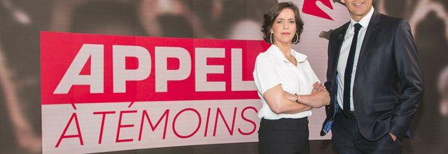 """""""Appel à témoins"""", nouvelle émission présentée par Nathalie Renoux et Julien Courbet ce soir  sur M6 (affaires traitées)"""