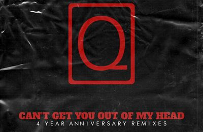 QHM587 - Q - Can't Get You Out Of My Head (GSP Remix)