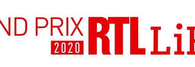 Les 5 romans en finale du Grand Pris Lire 2020 sont...