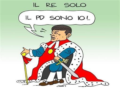 Ora trionfa l'amore tra D'Alema e Renzi (per una poltrona di commissario europeo)