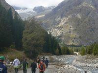 Etape 4: Refuge Bonatti - Champex Lac