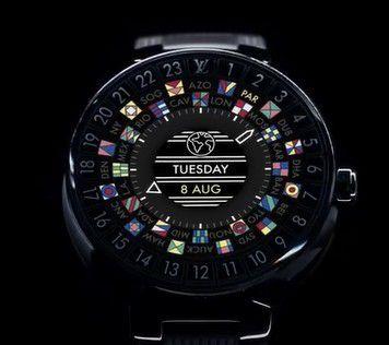 Innovation high-tech : La nouvelle montre connectée de Louis Vuitton