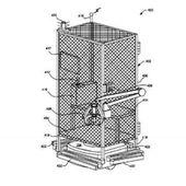 En 2016, Amazon a déposé un brevet pour mettre ses employés en cage