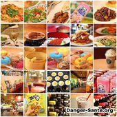 Additifs alimentaires : les produits dangereux ajoutés à la nourriture.