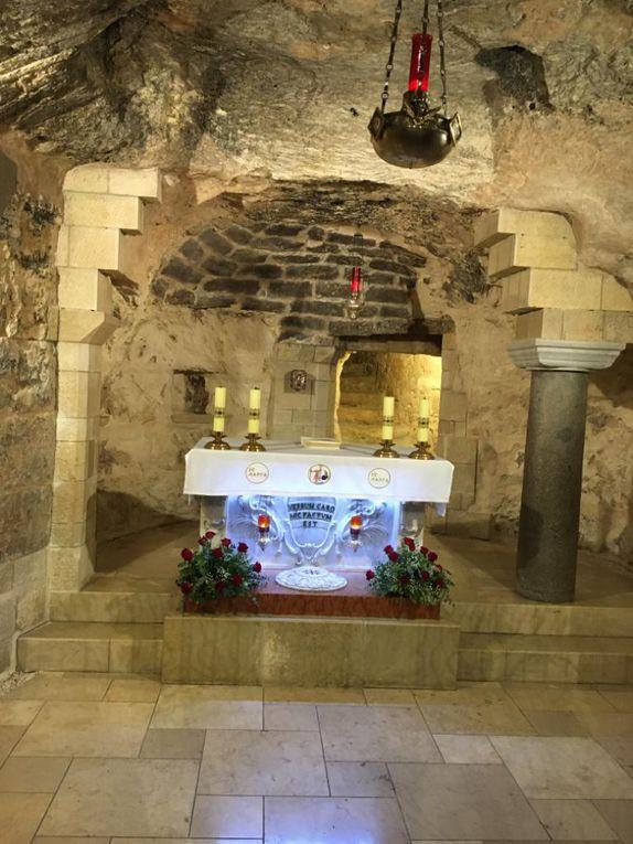 Nazareth Basilique de la Transfiguration messe