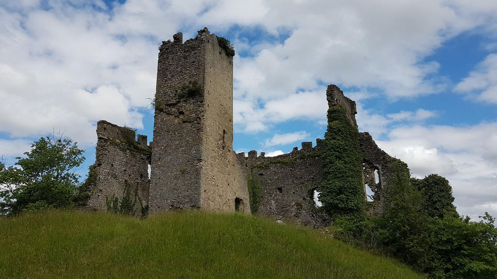 Montespan - le château