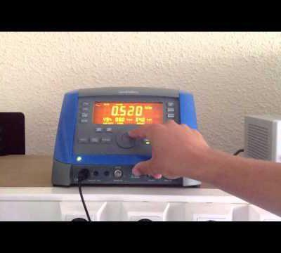Comment utiliser un oscilloscope et un GBF