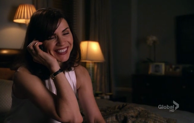 Critiques Séries : The Good Wife. Saison 3. Episode 5.