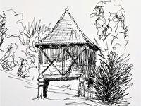 Puis les bords du Lot à Ambeyrac, Cajar,...