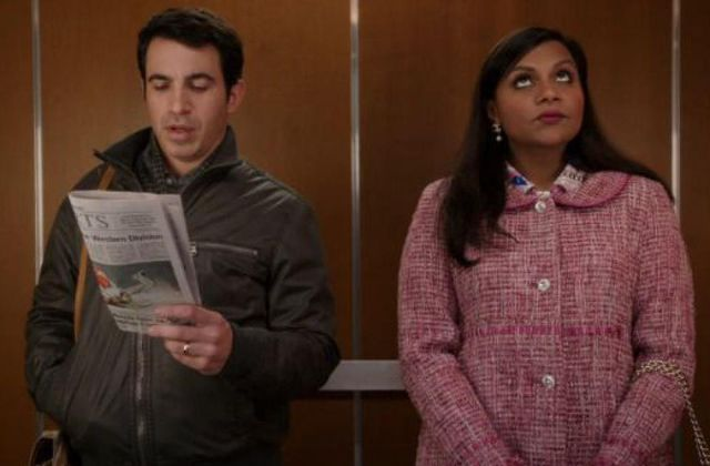 Critiques Séries : The Mindy Project. Saison 4. Episode 12.