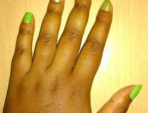 Vert acidulé