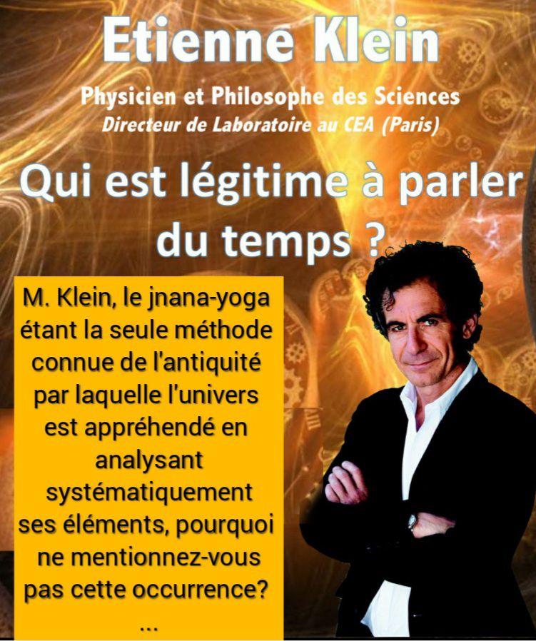 Étienne Klein et la mécanique quantique