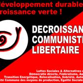 Décroissants encore un effort... ! - Socialisme libertaire