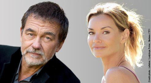 "TF1 : Olivier Marchal et Ingrid Chauvin en tournage dans ""On se quitte plus"""