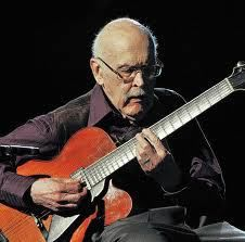 2 años sin el guitarrista de Jazz Contemporáneo, Jim Hall