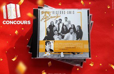 Concours : gagnez l'album Restons Amis ! #RestonsAmis #Concours